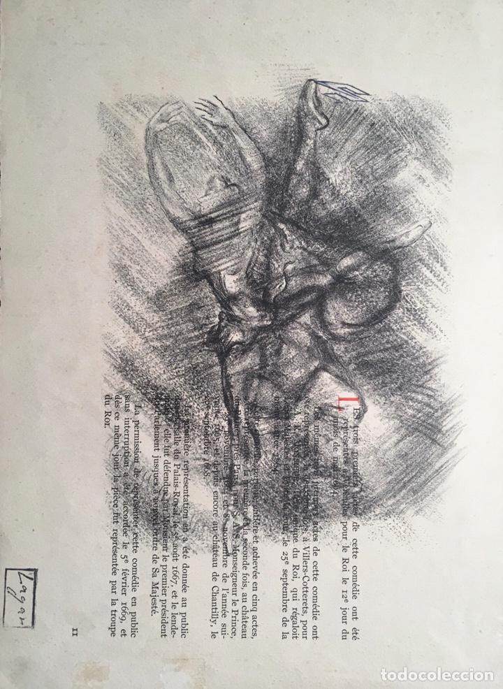Arte: Dibujos de CELSO LAGAR (Ciudad Rodrigo, Salamanca 1891-Sevilla 1966) - Foto 9 - 228053605