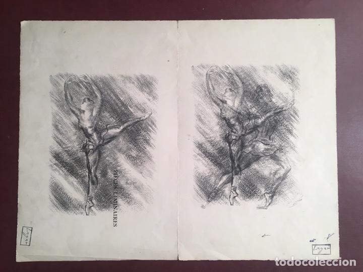 Arte: Dibujos de CELSO LAGAR (Ciudad Rodrigo, Salamanca 1891-Sevilla 1966) - Foto 13 - 228053605