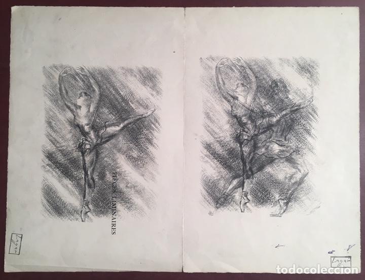 Arte: Dibujos de CELSO LAGAR (Ciudad Rodrigo, Salamanca 1891-Sevilla 1966) - Foto 14 - 228053605