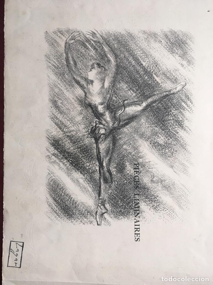 Arte: Dibujos de CELSO LAGAR (Ciudad Rodrigo, Salamanca 1891-Sevilla 1966) - Foto 15 - 228053605