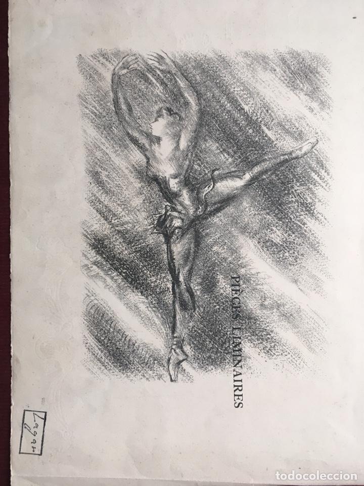 Arte: Dibujos de CELSO LAGAR (Ciudad Rodrigo, Salamanca 1891-Sevilla 1966) - Foto 16 - 228053605
