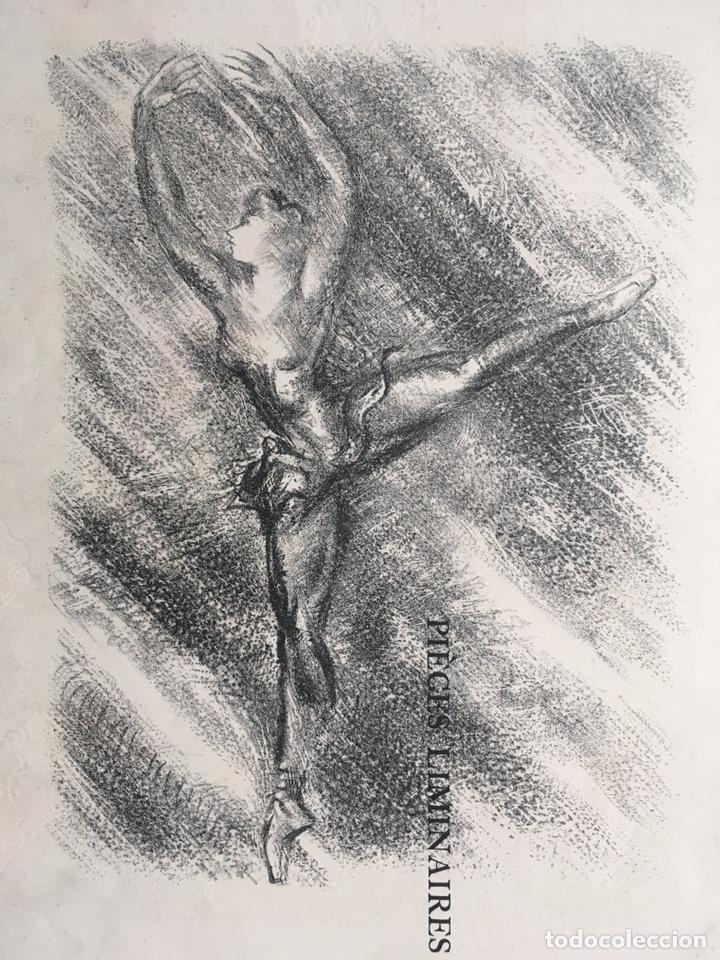 Arte: Dibujos de CELSO LAGAR (Ciudad Rodrigo, Salamanca 1891-Sevilla 1966) - Foto 17 - 228053605
