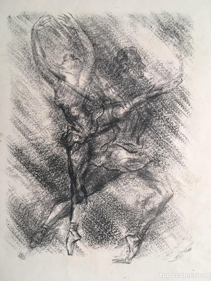 Arte: Dibujos de CELSO LAGAR (Ciudad Rodrigo, Salamanca 1891-Sevilla 1966) - Foto 21 - 228053605