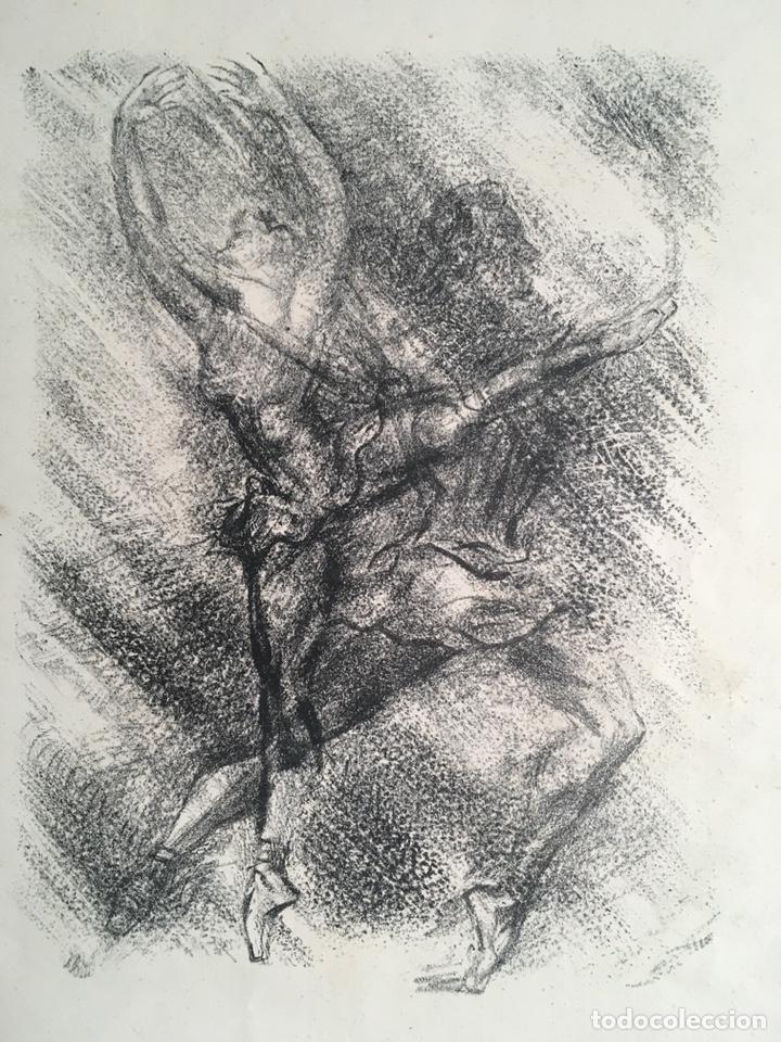 Arte: Dibujos de CELSO LAGAR (Ciudad Rodrigo, Salamanca 1891-Sevilla 1966) - Foto 22 - 228053605