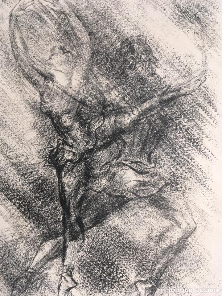 Arte: Dibujos de CELSO LAGAR (Ciudad Rodrigo, Salamanca 1891-Sevilla 1966) - Foto 23 - 228053605