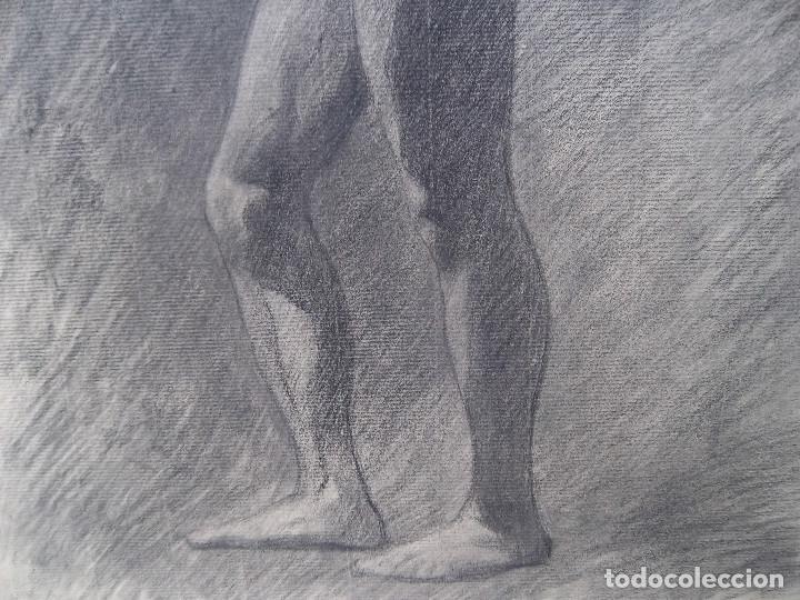 Arte: FANTASTICO DESNUDO DE ADOLESCENTE ( Dibujo) - Foto 3 - 228580676