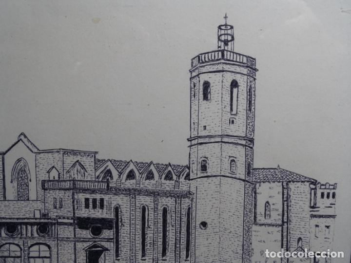 Arte: DIBUJO FIRMADO J. MARTI 1988. - Foto 3 - 233915185