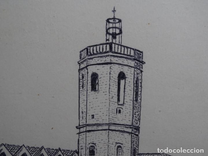 Arte: DIBUJO FIRMADO J. MARTI 1988. - Foto 6 - 233915185