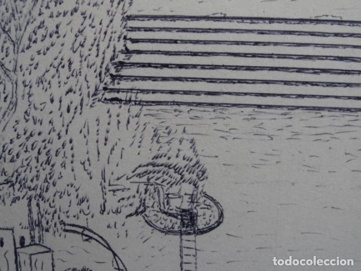 Arte: DIBUJO FIRMADO J. MARTI 1988. - Foto 7 - 233915185