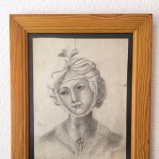 Arte: FEDERICO BERNALDEZ GOMEZ 1875. Lote 234700750