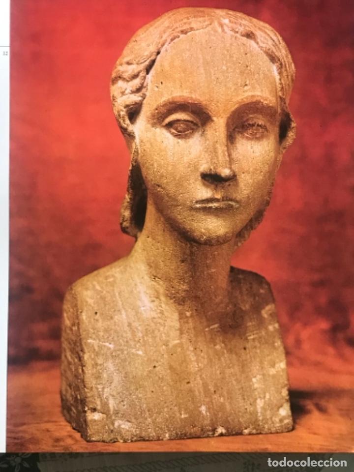 Arte: DIBUJO A TINTA DE APEL.LES FENOSA SOBRE LIBRO LA POLIGRAFA Su vida, su arte. VENDRELL 24-7-84. - Foto 8 - 236090535