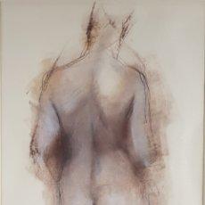 Arte: ESPALDA DESNUDA POR MANUEL RUIZ ORTEGA (JEREZ DE LA FRONTERA, 1951). Lote 236166630