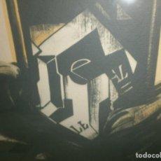 Arte: CUADRO ABSTRACTO DANIEL TREVIÑO (P) MEDIDA ENMARCADO 60 CM. ALTURA 44 CM. ANCHO.. Lote 27406614