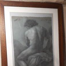 Arte: DIBUJO DE 1830. Lote 237675860