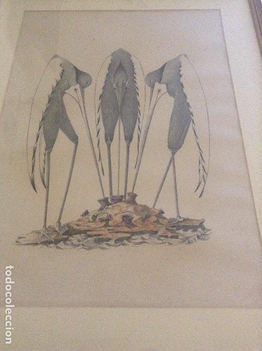 """LOS POLITICOS"" DIBUJO ORIGINAL V HOLGADO O HALGADO (Arte - Dibujos - Contemporáneos siglo XX)"
