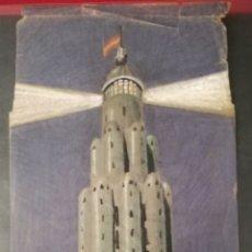 Arte: PROYECTO DE FARO. BARCELONA 1928. ILEGIBLE.. Lote 240894060