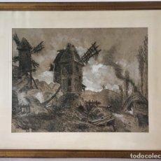Arte: ESCENOGRAFÍA DE MAURICI VILOMARA I VIRGILI.. Lote 240894635