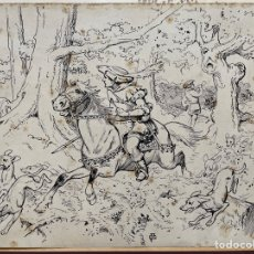Arte: PINTOR APEL-LES MESTRES I OÑOS 1854-1936. Lote 243834905