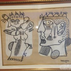 Arte: FIRMADO PORTOCARRERO. Lote 245445890