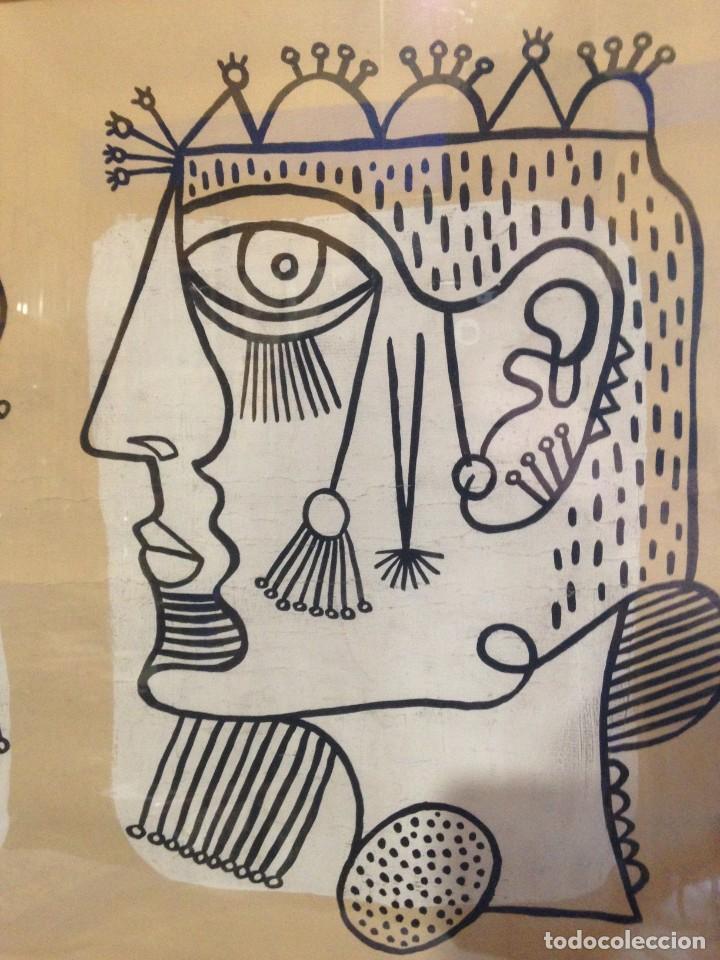 Arte: Firmado Portocarrero - Foto 2 - 245445890