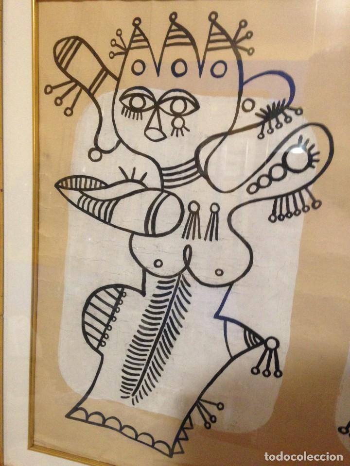 Arte: Firmado Portocarrero - Foto 3 - 245445890