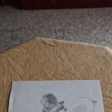 Arte: BONITO DIBUJO. Lote 246114715