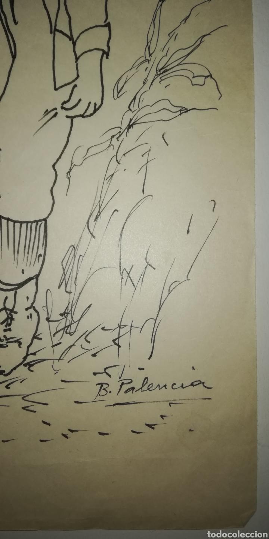 Arte: Dibujo b. Palencia - Foto 2 - 246790735