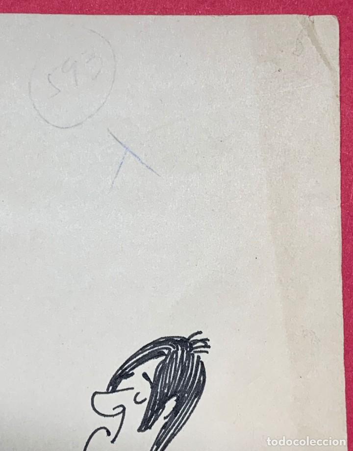 Arte: Dibujo original de Muntañola publicado en R.B (Revista Barcelonista) - Foto 5 - 248794790