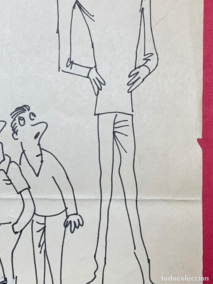 Arte: Dibujo original de Muntañola publicado en R.B (Revista Barcelonista) - Foto 6 - 248794790