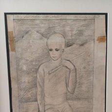 Arte: MARGARET MODLIN (CAROLINA DEL NORTE, 1927 - MADRID, 1998). Lote 251549640