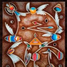 Arte: DIBUJO (ABSTRACCIÓN GEOMÉTRICA). * COMPOSICIÓN GEOMÉTRICA 31 *. (TM). DE D. NAVASCUÉS. Lote 253504120