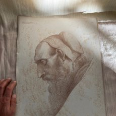 Art: ANTIGUO CARBONCILLO PAUL VERONESE!. Lote 253569820