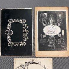 Arte: MAJOR J. S. HICKS FOR MOSS BROS , ILLUSTRATIONS , ORIGINALS DRAWINGS 1960. Lote 254668500