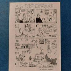 Arte: AB NORMAAL VIÑETA ILUSTRACION COMIC. Lote 254713990