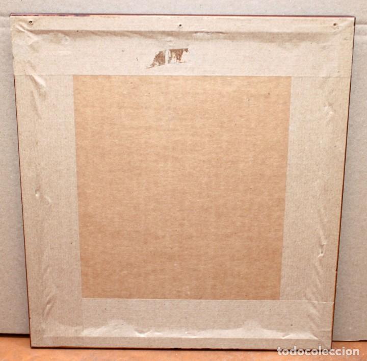 Arte: RICARDO OPISSO I SALA - (1880-1966) - NIÑA Y GATO - DIBUJO A COLOR. - Foto 8 - 255925910