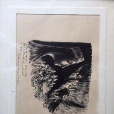 Arte: JOAN COMMELARAN . VIRGEN DE MONTSERRAT. Lote 261245695