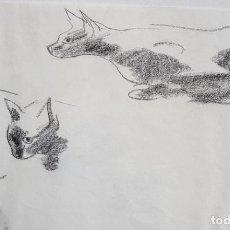 Arte: DIBUJOS FIRMADOS. Lote 262064035