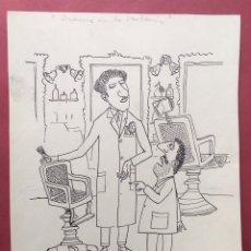 Arte: MARC ALEU I SOCIES ( BCN 1922-CADAQÚES 1996), TAMBIÉN CONOCIDO COMO CRAM. Lote 266478173