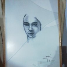 Arte: DIBUJO JORDI SARRA. Lote 267257919