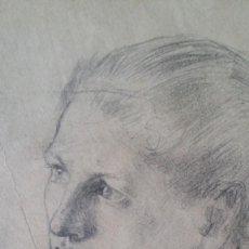 Arte: HERMANN LINDENSCHMIT, RETRATO FIRMADO POR EL ARTISTA. 1895.. Lote 271992873