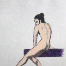 Arte: APOLO SENTADO OBRA DE GILABERTE. Lote 273514923