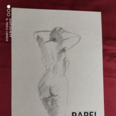 Arte: DIBUJO ORIGINAL. PAPEL. LAPIZ. FIRMADO. O. JUNYENT. Lote 274637273