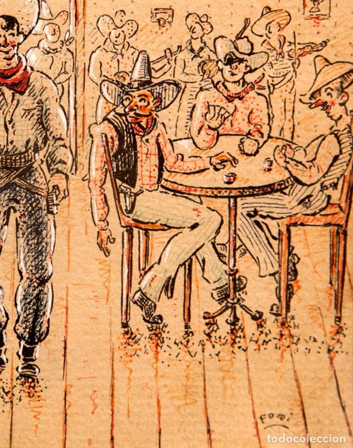 Arte: ORIGINAL CAMPO DE CONCENTRACION 1939 - CAMP SEPTFONDS - FIRMA FOMI - Foto 4 - 274794748