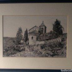 "Arte: IGLESIAS DEL RIPOLLÈS. ""ROMÁNICO CATALÁN"". Lote 276596643"