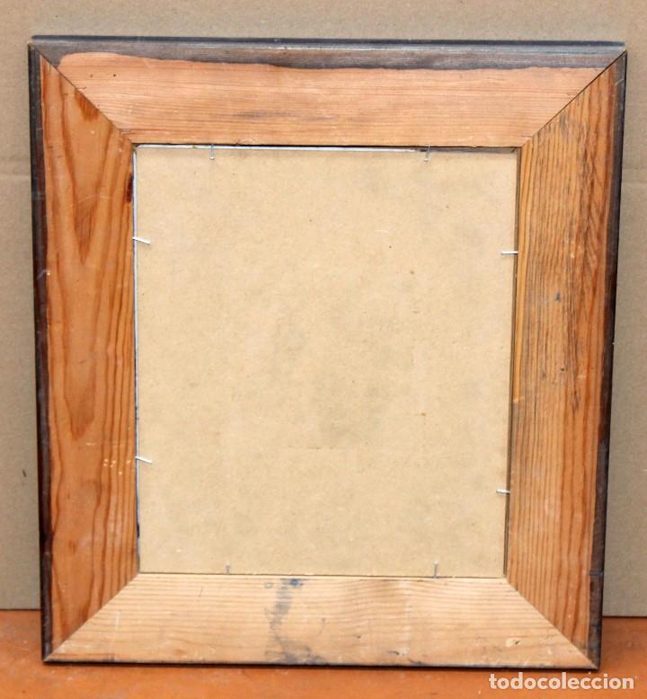 Arte: FRANCISCO CAMPS RIBERA (1895 - 1991) TECNICA MIXTA SOBRE PAPEL DEL AÑO 85. COMPOSICION ABSTRACTA - Foto 7 - 276674053