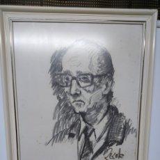Arte: DIBUJO DEL PINTOR REZOLA (SAN SEBASTIÁN). Lote 287988678