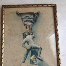 Arte: DIBUJO MAX OTTO? 1921. Lote 288582503