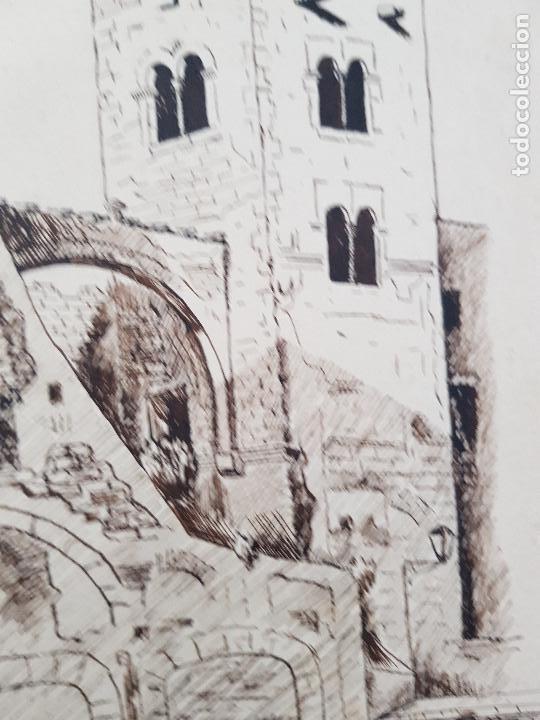 Arte: PUEBLO DE TARRAGONA FIRMADO SUAREZ 1-2 39 - Foto 4 - 289605938