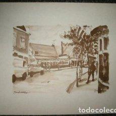 Arte: VIEJO ZANDVOORT. Lote 289831508