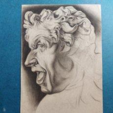 """Arte: """"BOCETO PERSONAJE MITOLOGICO"""". Lote 293781033"""